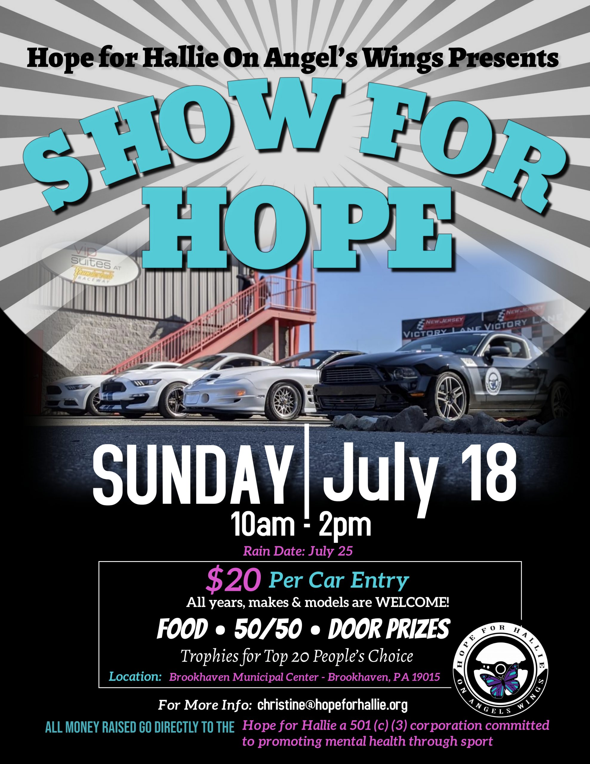 Show For Hope Flyer